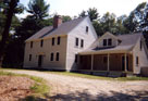 Sewell-Ware House - Sherborn, MA - 1730